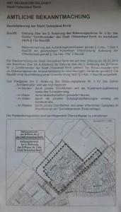 Nördlich der Schillerstraße - Bekanntmachung des Aufstellungsbeschlusses S. 2